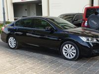 هوندا أكورد 2016 Sold Honda Accord 2.4L Mid option with Warran...
