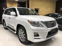 Lexus LX-Series 2011 Lexus Lx 570 - GCC - Excellent Condition - To...