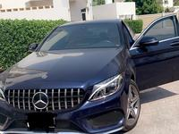 Mercedes-Benz C-Class 2018 Brand clean Mercedes C300 AMG 2018
