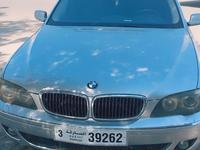 BMW 7-Series 2008 BMW 750LI Exclusive 2008 Silver GCC Excellent...