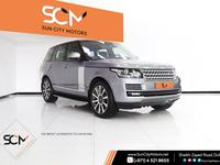 لاند روفر رينج روفر 2013 (( SUPERB CONDITION )) RANGE ROVER VOGUE SE 5...