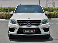 مرسيدس بنز الفئة-M 2013 MERCEDES ML63 ///AMG 2013 G.C.C FULLY LOADED ...