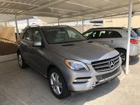 مرسيدس بنز الفئة-M 2015 ML350 Full option in perfect condition