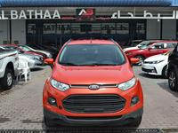 Ford Ecosport 2016 FORD ECO SPORT 2016 ORANGE GCC SPECS Monthly ...