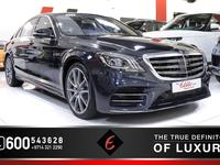 Mercedes-Benz S-Class 2018 [2018] BRAND NEW (MERCEDES S 560) FULL OPTION...