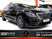 Mercedes-Benz S-Class 2018 BRAND NEW [2018] MERCEDES S560//AMG FULL OPTI...
