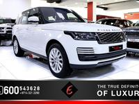 لاند روفر رينج روفر 2019 [2019] RANGE ROVER HSE IN VERY LOW MILEAGE UN...