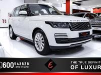 لاند روفر رينج روفر 2019 [2019] RANGE ROVER (HSE) IN VERY LOW MILEAGE ...