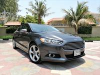 Ford Fusion 2016 UNDER WARRANTY GCC FORD FUSION 2016 FULL SERV...