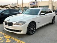 BMW 7-Series 2010 BMW 740 LI 2010 Full option