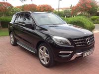 مرسيدس بنز الفئة-M 2014 MERCEDES ML 350 4MATIC GCC SPEC