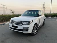 Land Rover Range Rover 2014 Range Rover Vogue SE supercharged Gcc Full op...