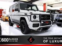 مرسيدس بنز الفئة-G 2017 ((2017)) MERCEDES G63 //AMG WITH BLACK EDITIO...