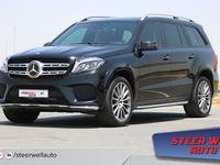 Mercedes-Benz GL-Class 2018 MERCEDES GL S500 4MATIC SUV WITH WARRANTY