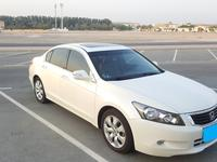 هوندا أكورد 2009 Accord 2009 fully loaded 2nd owner accident f...