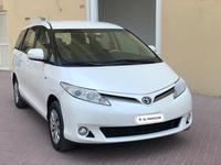 Toyota Previa 2016 Toyota Previa 2016 White Gcc Single owner
