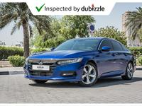 هوندا أكورد 2018 AED1712/month | 2018 Honda Accord Sport 2.0L ...