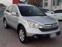 Honda CR-V 2009 HONDA CRV 2009 EXI  FULL OPTION SUNROOF GCC
