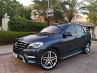 مرسيدس بنز الفئة-M 2013 Mercedes Benz ML500 AMG Top Of The Range Supe...