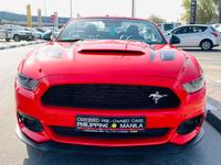 Ford Mustang 2016 FORD MUSTANG GT CALIFORNIA SPECIAL 2016 RED -...