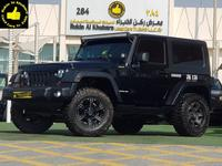 Single Owner...Wrangler..Unlimited....