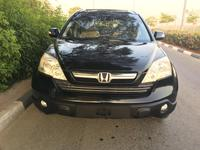 Honda CR-V 2008 HONDA CRV 2008 FULL OPTIONS ACCIDENT FREE