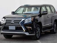 Lexus GX-Series 2017 17 GX SUV P 4.6L AT Platinum #1828