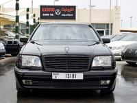 Mercedes-Benz S-Class 1998 Nice People Want To Do Business With Exotic C...