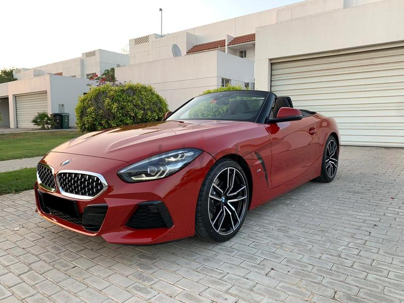 All New Bmw Z4 M 2019 Gcc Agmc Warranty Service Contract