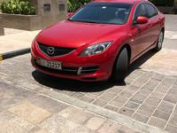 Mazda 6 2009 Mazda 6 zoom zoom with very special plate num...