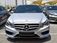Mercedes-Benz E-Class 2015 Mercedes Benz E300 2015 AMG  Full Option