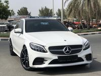Mercedes-Benz C-Class 2019 2019 C200 GCC 5 years warranty