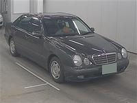 مرسيدس بنز الفئة-E 2001 MERCEDES BENZ E240 ONLY 36000 KILOMETER