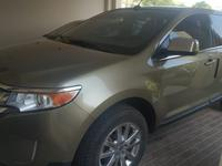 Ford Edge 2012 Ford Edge 2012 in perfect condition - acciden...