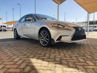 لكزس سلسلة-IS 2016 Lexus 300 is 2016 silver Amrican VCC costom p...