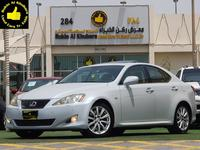 لكزس سلسلة-IS 2008 LOW KM..LEXUS IS-300.... FULL SERVICE HISTORY...