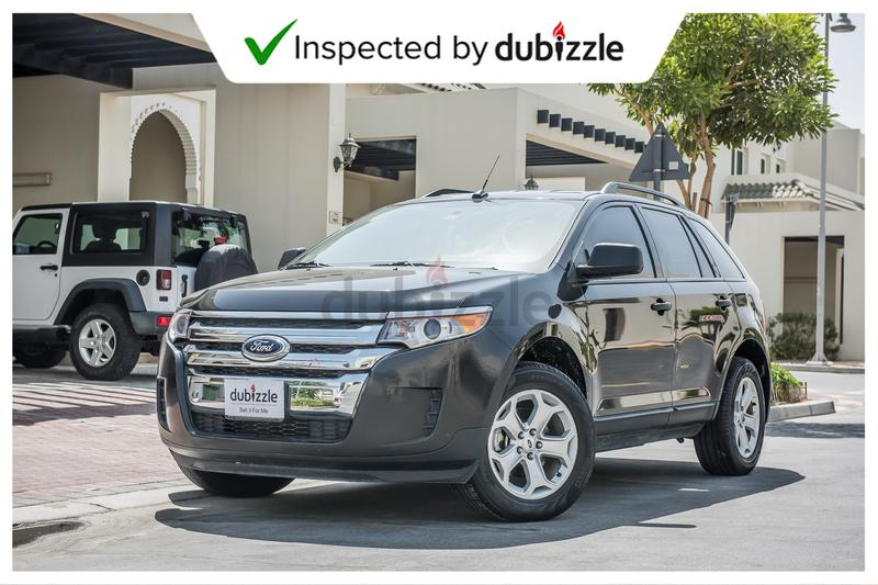 2014 Ford Edge Se >> Ford Edge 2014 Aed821 Month 2014 Ford Edge Se 3 5l Full Ford
