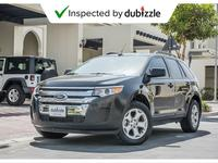 Ford Edge 2014 AED821/month | 2014 Ford Edge SE 3.5L | Full ...