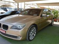 BMW 7-Series 2010 BMW 750Li 2010 MODEL GCC FULL OPTIONS SUPER C...
