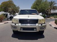 Toyota Land Cruiser 2002 Toyota Land Cruiser 2002 Gcc v6 full option