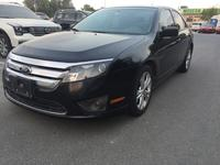 Ford Fusion 2012 Fusion 2012 GCC only 125000 km agency service