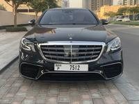 Mercedes-Benz S-Class 2016 2016 Mercedes S550 (updated 2018 S63)