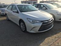 Toyota Camry 2016 Toyota Camry 2016 GCC Good Car accident free