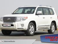 Toyota Land Cruiser 2015 TOYOTA LAND CRUISER VXR V8 TOP OF THE RANGE S...