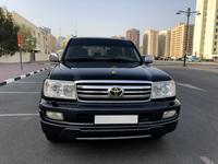 Toyota Land Cruiser 2007 No Accident, No Offroad - Black Land Cruiser ...