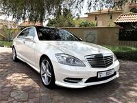 Mercedes-Benz S-Class 2011 GCC.SPECS MERCEDES S350 2011 FULL OPTION IN E...