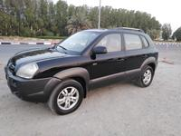 هيونداي تاسكون 2006 Hyundai Tucson 2006 GCC Full Options (V6) 4x4...