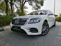 Mercedes-Benz S-Class 2018 Mercedes- Benz 560 2018