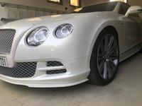 Bentley Continental 2015 Bentley Continental GT Speed (W12)