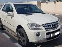 مرسيدس بنز الفئة-M 2010 Mercedes ML350, 2010, GCC, (FULL OPTION), No....